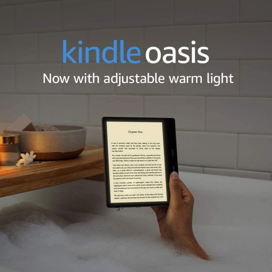 Amazon Kindle Oasis 2019 в Израиле на русском языке
