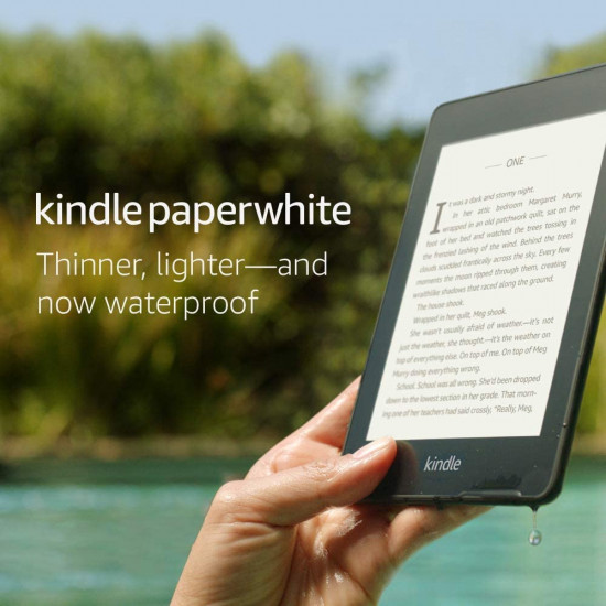 Kindle Paperwhite בישראל